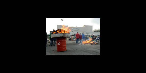 En Wallonie, 70 % des grèves sont illégales - La Libre