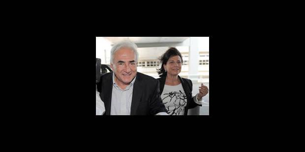 La carrière d'Anne Sinclair victime de DSK