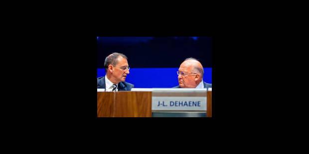 La décharge est accordée aux administrateurs de Dexia - La Libre