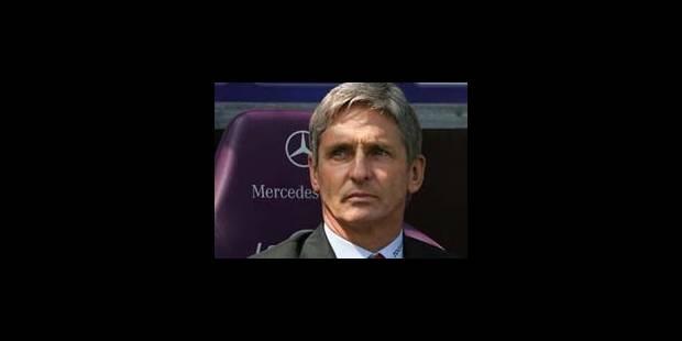 Riga confirme son départ du Standard - La Libre