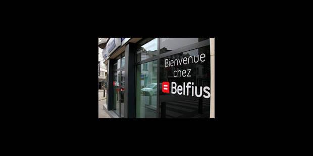Retour à la normale chez Belfius - La Libre
