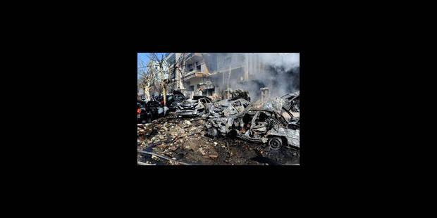 Syrie : les violences se poursuivent inlassablement