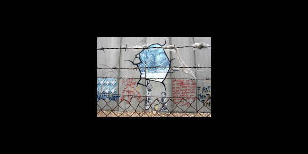 Israël, aveugle, entre ses murs