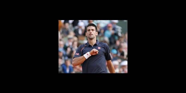 Djokovic jouera face à Nadal sa première finale à Roland-Garros