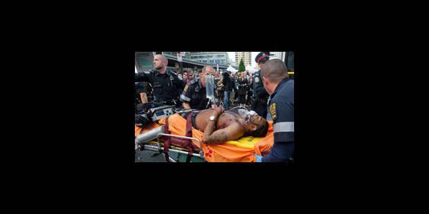 Fusillade de Toronto: décès d'un deuxième homme - La Libre