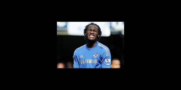 Romelu Lukaku compte bien sortir du blues
