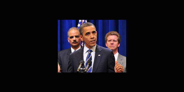 Obama salue les mesures anticrise en Europe - La Libre
