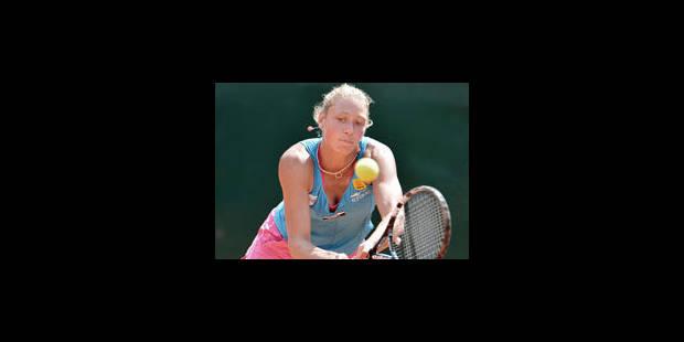 Rosmalen: Wickmayer humiliée, Clijsters qualifiée - La Libre
