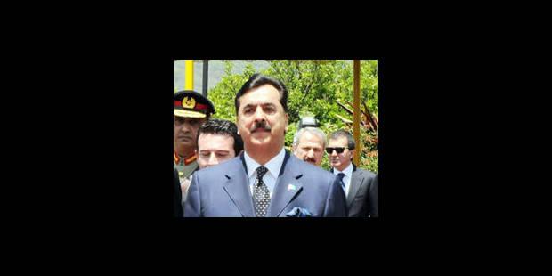 Le Premier ministre pakistanais destitué par la justice - La Libre