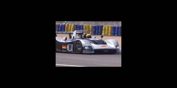 Doublé Audi aux 24 Heures du Mans - La Libre