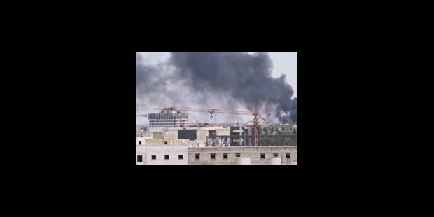 La Syrie s'enfonce de nouveau dans le chaos