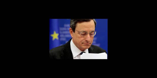 """""""Pression énorme"""" mise sur la BCE - La Libre"""