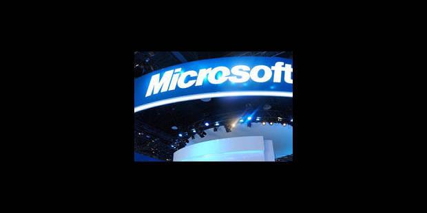 Microsoft dans le collimateur de l'UE - La Libre