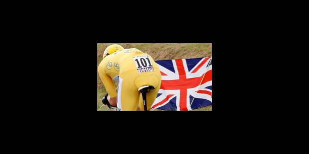 Bradley Wiggins, premier Britannique à remporter le Tour de France - La Libre
