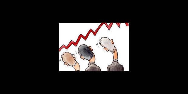 L'économie belge a progressé moins qu'annoncé en 2011 - La Libre