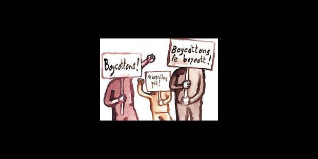 Le boycott d'Israël à l'ULB : une opinion délictueuse? - La Libre