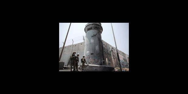 Cisjordanie : accès refusé pour quatre ministres étrangers - La Libre