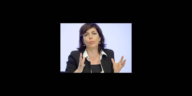 """Violences envers la police: Milquet prépare un """"plan global"""" avec la Justice - La Libre"""