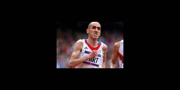 Le Français Hassan Hirt contrôlé positif et suspendu