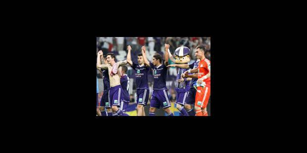 Anderlecht assure l'essentiel contre Mons (2-1) - La Libre