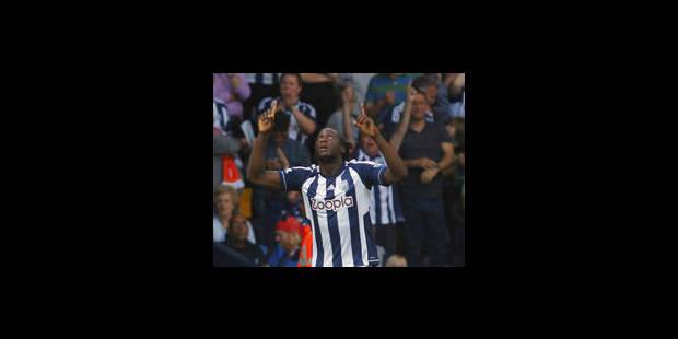 Lukaku buteur pour West Bromwich face à Liverpool