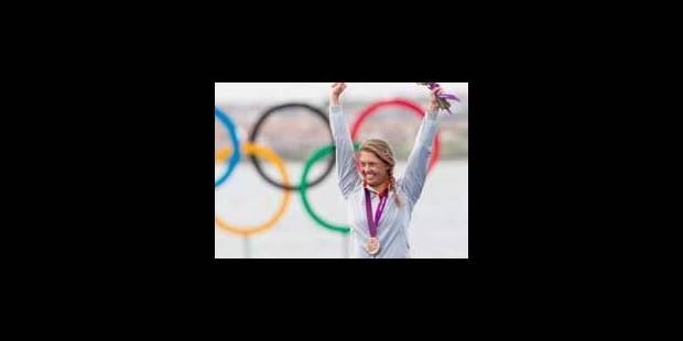 Trois médailles belges, 14 diplômes olympiques