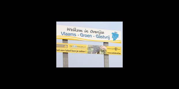 L'Association flamande de Golf regrette les scellés sur les terrains d'Overijse