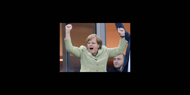 Merkel, la femme la plus puissante du monde - La Libre