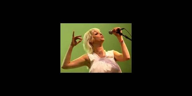 «Vive la fête» pour clore un festival aux tonalités belges - La Libre