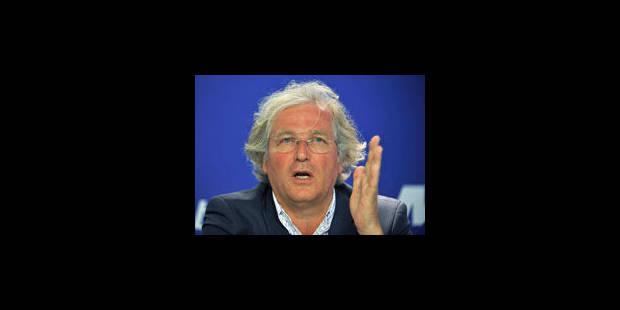 Les FDF veulent des sanctions à l'égard d'Alain Courtois