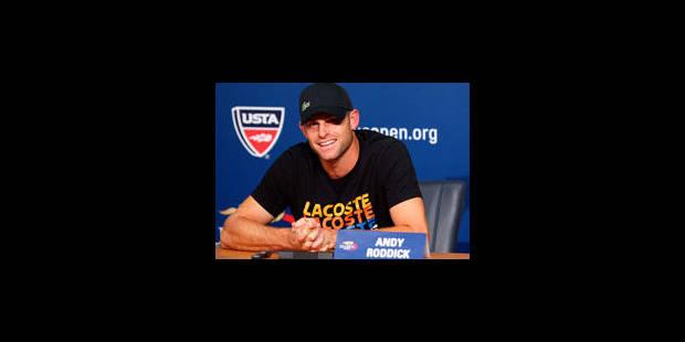 Andy Roddick prendra sa retraite après l'US Open