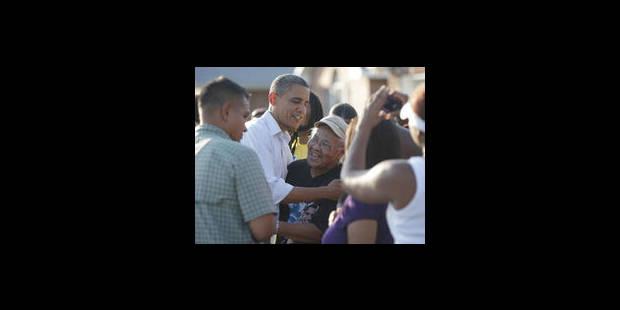 Obama arrive en Louisiane pour inspecter les dégâts de l'ouragan Isaac