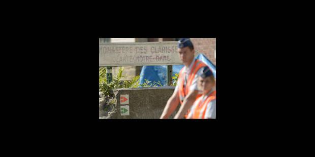 La police fédérale a pris la relève de la police locale à Malonne