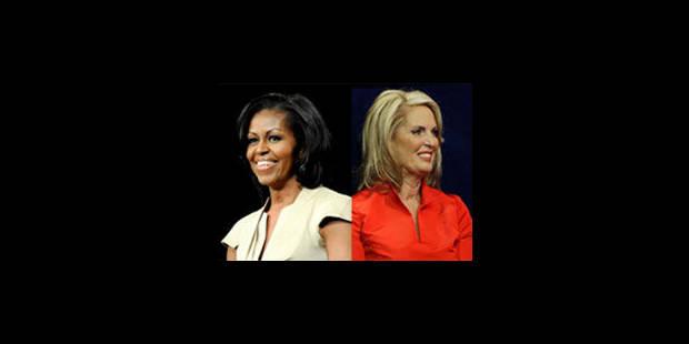 Deux épouses aux histoires contrastées dans la course à la Maison Blanche