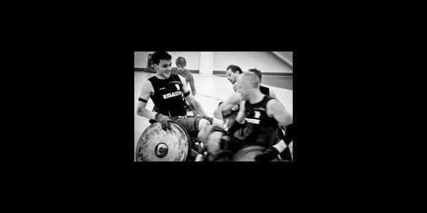 Le rugby des persévérants (reportage photo) - La Libre