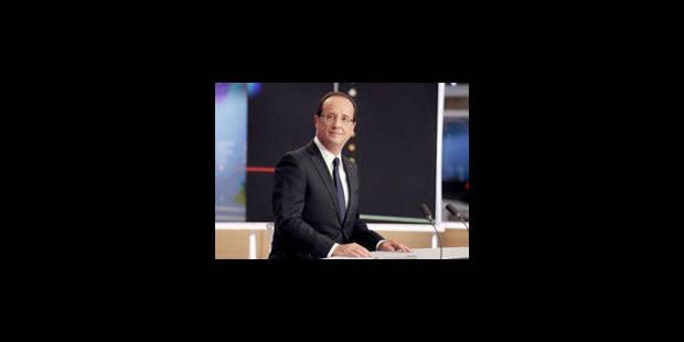 Hollande répète: les plus riches paieront plus