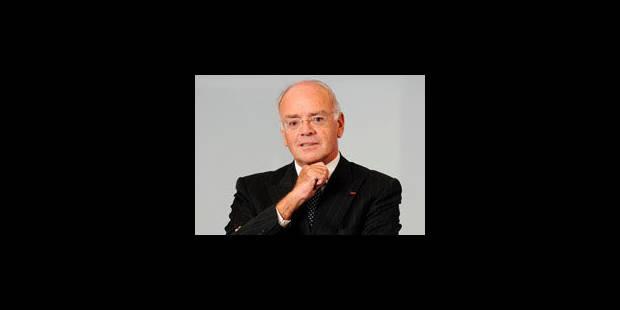 Freddy Bouckaert: l'assurance du banquier - La Libre