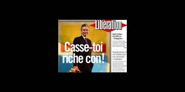 """Arnault attaque Libé pour sa """"Une"""" choc"""