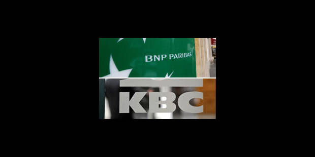 KBC et BNP Paribas Fortis souhaitent la fin des garanties bancaires - La Libre