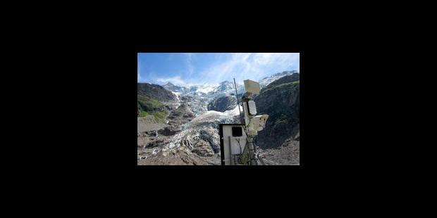 Fonte des glaces: la Suisse va compter 500 lacs en plus - La Libre