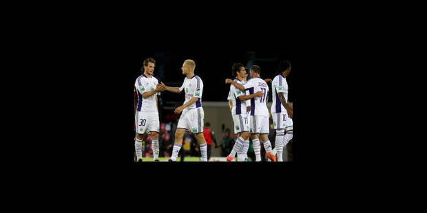 Anderlecht émerge dans les dernières minutes contre Zulte (2-3) - La Libre