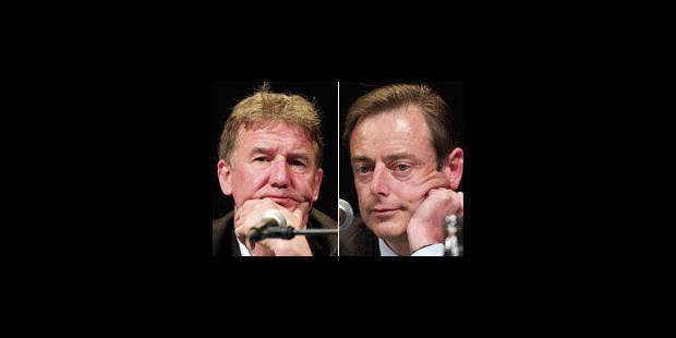Janssens et De Wever sur la même longueur d'onde