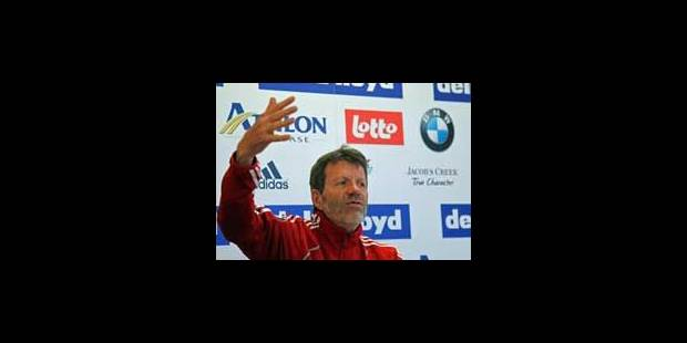 Le coach des Red Lions démissionne