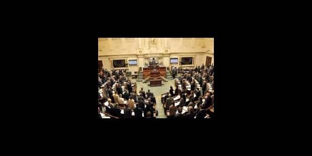 La pension des parlementaires rabotée - La Libre