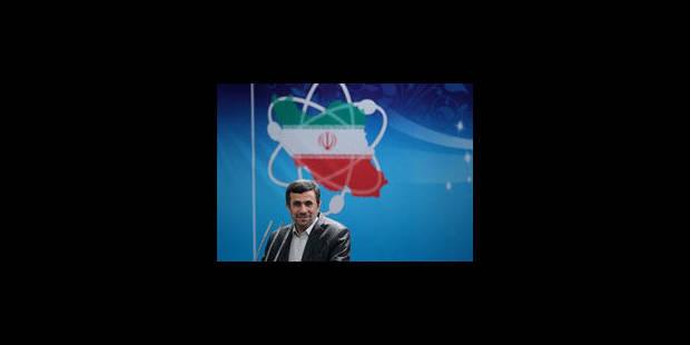 Iran : de nouvelles sanctions pour calmer Israël