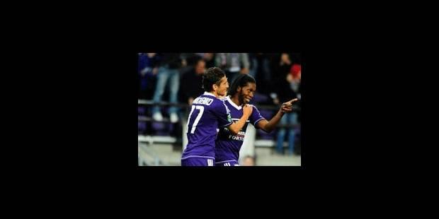 Anderlecht s'impose facilement face à Lokeren (3-0) - La Libre
