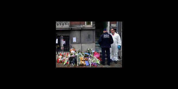 Drame à Etterbeek : Le suspect filmé par des caméras de surveillance - La Libre