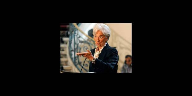 Le FMI abaisse encore ses prévisions mondiales - La Libre