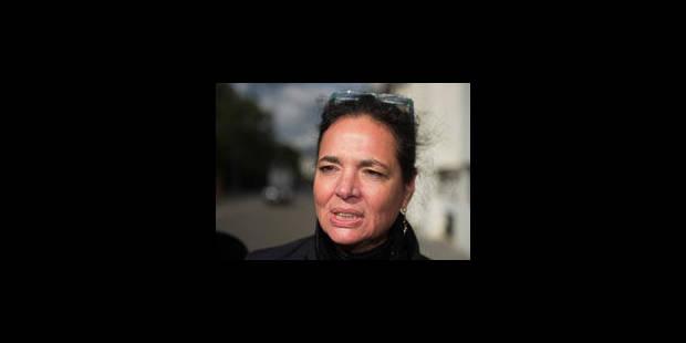 Christine Defraigne ne sera pas candidate à la présidence de la section MR de Liège - La Libre