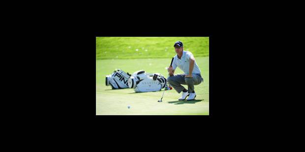 Colsaerts sur le PGA Tour 2013 - La Libre